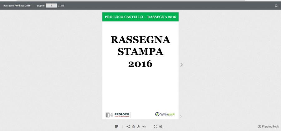 Rassegna Pro Loco 2016